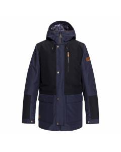 Quiksilver sedona parka jacket dress blues fw 2019