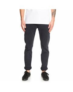 Quiksilver krandy straight fit pant black 2020