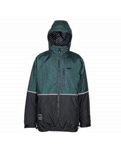 L1 premium goods ventura jacket emerald black 2021