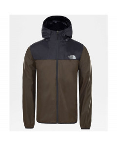 The north face cyclone 2 hoody new taupe green tnf black