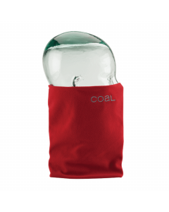 COAL THE M.T.F. DARK RED NECK GAITER SCALDACOLLO