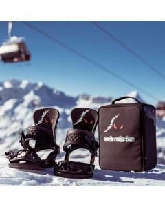 Union uch world rookie tour black yeti attacchi snowboard 2020