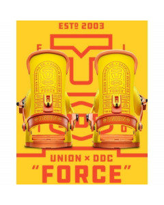Union uch ddc yellow limited edition