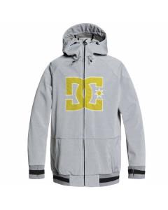 Dc shoes spectrum original jacket neutral grey 2020