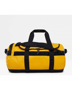 THE NORTH FACE BASE CAMP DUFFEL M SUMMIT GOLD TNF BLACK