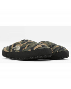 The north face nse tent mule III burnt olive green woods camo