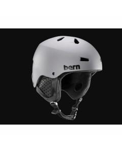 Bern helmets winter macon eps matte grey