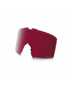 Oakley line miner prizm snow rose replacement lens