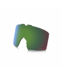 Oakley line miner prizm snow jade iridium replacement lens