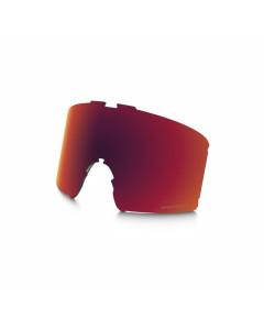 Oakley line miner xm prizm snow torch iridium replacement lens