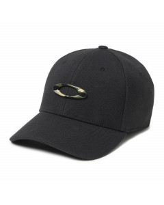 Oakley tincan cap black graphic camo ss 2019