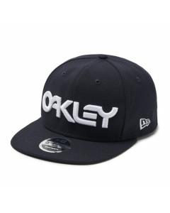 Oakley new era mark II novelty snap back hat fathom