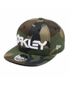 Oakley new era mark II novelty snap back hat core camo