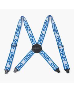 Oakley factory suspenders electric blue