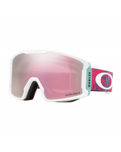 Oakley line miner xm tranquil flurry arctic surf prizm hi pink iridium