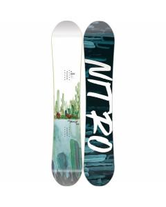Nitro w' mercy 146 snowboard 2020