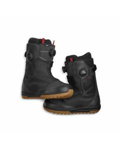 Vans verse boots bryan iguchi black gum 2020