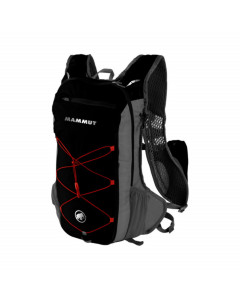 MAMMUT MTR 141 LIGHT 7L BLACK MAGMA TRAIL RUNNING BACKPACK ZAINO