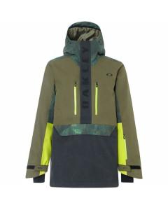 Oakley regulator insulated 2l 10k jacket dark brush 2020