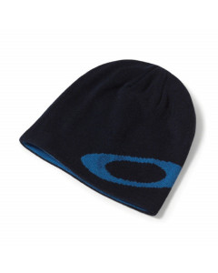Oakley mainline ellipse beanie dark blue