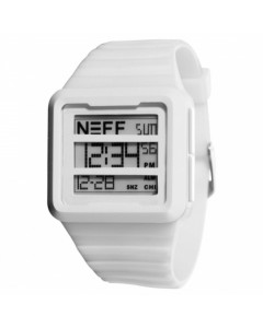 NEFF ODESSY WATCH WHITE OROLOGIO FW 2016