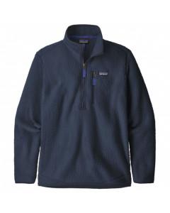 Patagonia retro pile p/o jacket neo navy