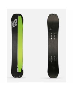 K2 splitboard marauder split package 163 2020