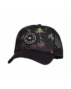 Billabong scope trucker hat neon 2020