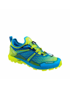 MAMMUT SERTIG LOW MAN IMPERIAL SPROUT TRAIL RUNNING SHOES