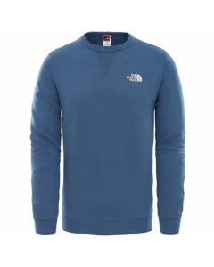 THE NORTH FACE STREET FLEECE PULLOVER SHADY BLUE
