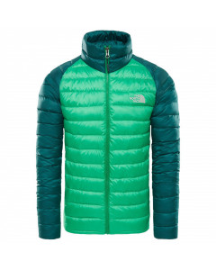 The north face trevail jacket primary green