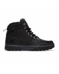 Dc shoes boots woodland black grey scarpe invernali new snow winter