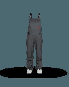 Nitro w yamanouchi bib pant black 20'000 mm fw 2019
