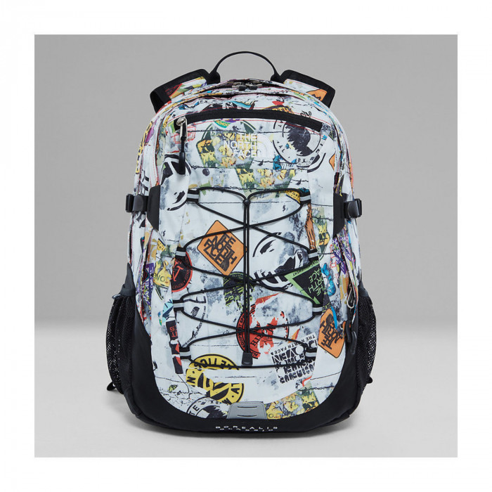 selezione migliore af1d6 24249 THE NORTH FACE BOREALIS CLASSIC PACK TNF RED STICKER BOMB DECAY ...