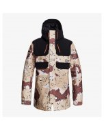 Dc shoes haven jacket chocolate chip camo 2021