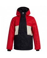 Dc shoes defy jacket racing red 2022