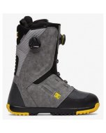 Dc shoes control boots grey 2021 double boa