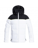 Dc shoes diva down jacket white 2021