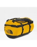 The north face base camp duffel s summit gold tnf black