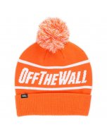 Vans off the wall pom beanie flame