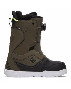 Dc shoes scout boa boots green 2021