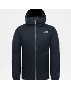 The north face quest insulated jacket tnf black