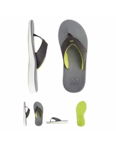 Reef rover grey yellow sandals ss 2015