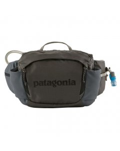 Patagonia nine trails waist pack 8l forged iron