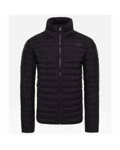 The north face stretch down jacket tnf black 700