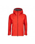 Mammut crater HS hooded jacket gore-tex 3l spicy