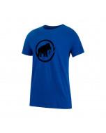 Mammut logo s/s t-shirt surf 2019