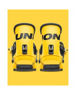 Union bindings UCH force 5 packs team force collector edition yellow 2021