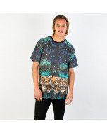 Neff tiger storm tee multi new ss 2016 t-shirt