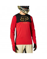Fox racing flexair delta ls jersey chili 2021